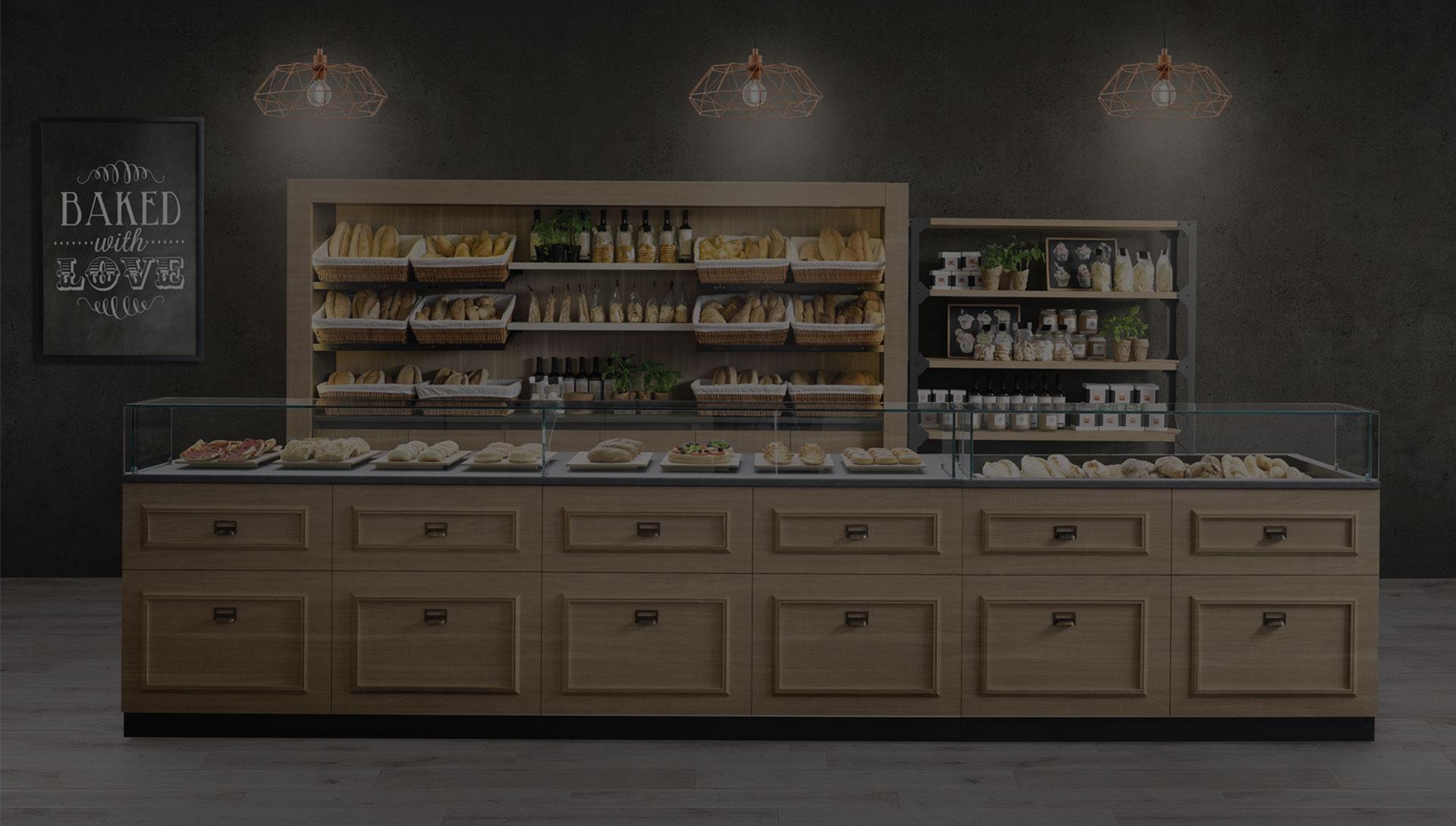 bakery cafe arredamenti attività commerciali - prodotto ginger