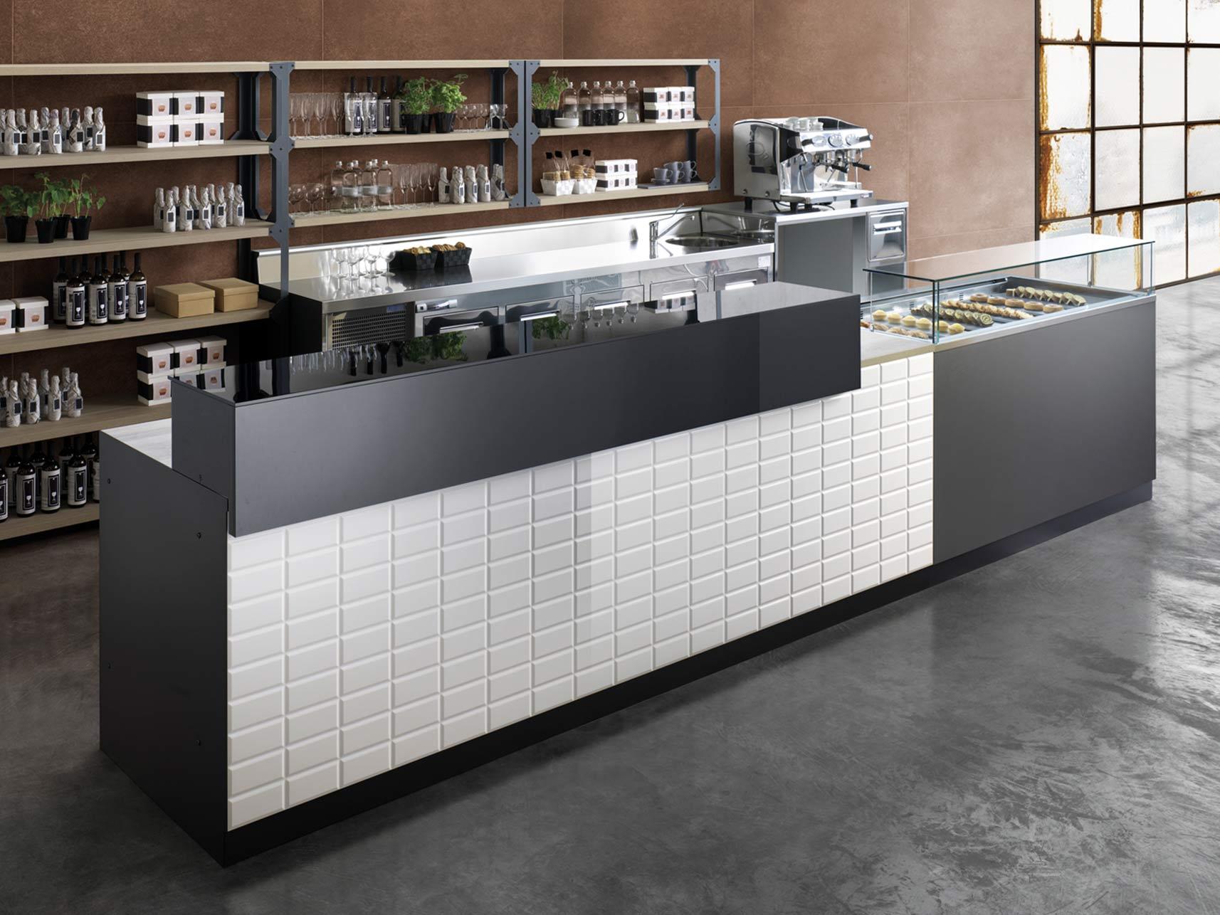 arredamenti attività commerciali, bar, pasticcerie, tabaccherie e gelaterie - prodotto subway