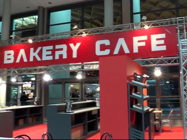 Video BAKERYCAFE @ SIGEP Rimini 2019