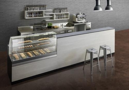 Bakerycafe arredamenti per panetteria panificio bar for Arredamenti low cost